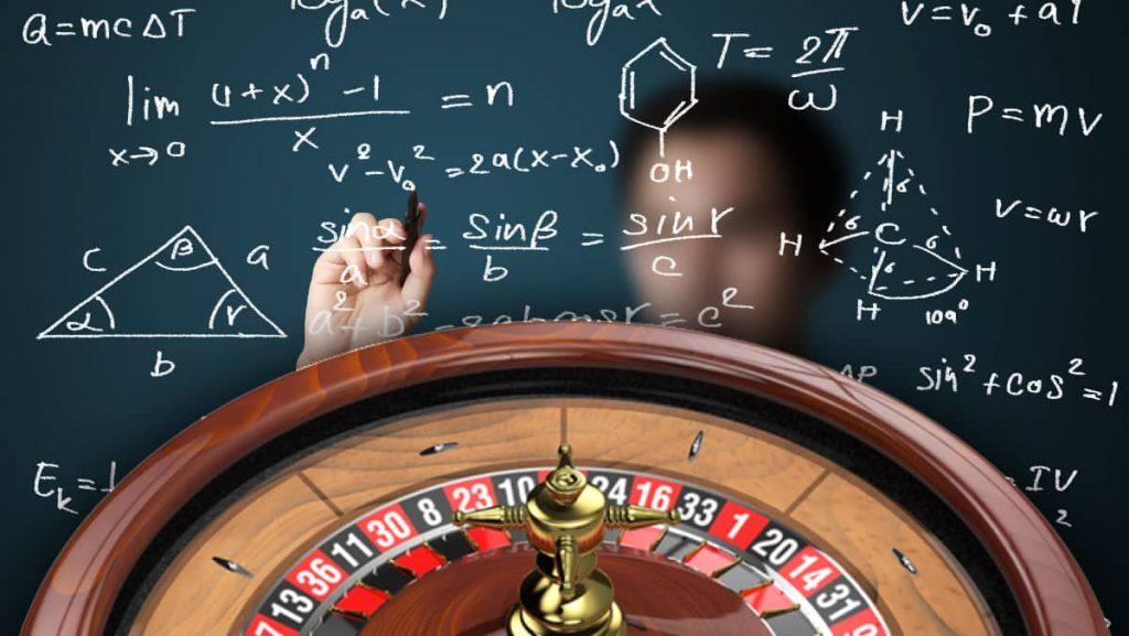 Math in casino games