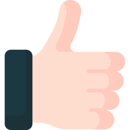 Thumbs Up Finger